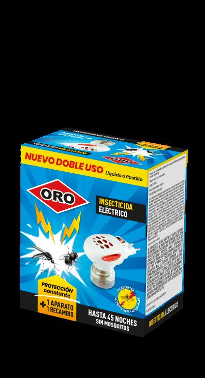 Imagen principal de ORO insecticida eléctrico